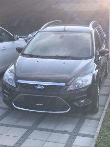 Ford Focus Moze zamjena