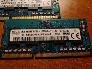 Hynix DDR3 1600MHz 4GB (2x2GB)