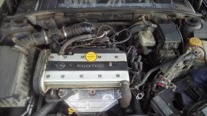 Glava motora,hidropodizaci,ventili,OPEL Vectra B 2.0