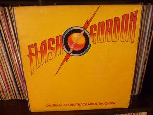 Queen Flash Gordon