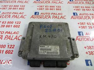 KOMPJUTER MOTORA Peugeot607 9647473580 0281010880 KM470
