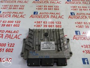 KOMPJUTER MOTORA Peugeot407 9663548180 9666266580 KM480