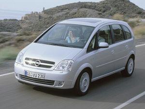 Kupujem Opel Meriva