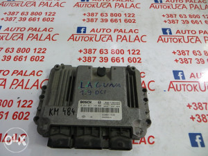 KOMPJUTER MOTORA Renault LAGUNA 0281011148 8200311539 KM484