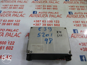 KOMPJUTER MOTORABMW E39 1429861 5WK90322 KM511
