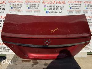 Hauba zadnja MercedesW218 CLS HA1001
