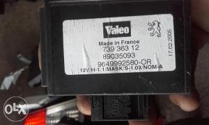 Peugeot 607 modul svjetala 9649992580