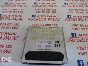 KOMPJUTER MOTORA Mercedes W203 A0265454832 5WK90366 KM555