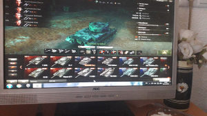Acaount world of tanks
