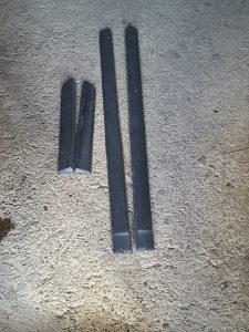Golf 2 siroke lajsne 2/3 vrata