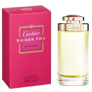 Cartier Baiser FOU EDP 75 ml