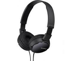 Slušalice Sony ZX110 crne naglavne