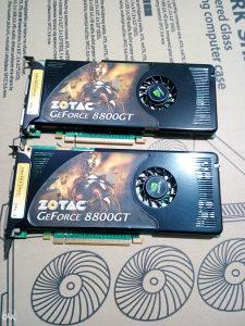 Grafička kartica Nvidia ZOTAC 8800GT
