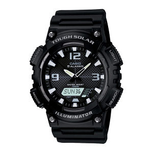 Sat Casio Tough Solar AQS810W-1A
