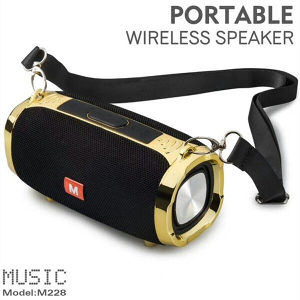 Veliki Bluetooth Zvucnik T&G Model:M-228/GRATIS DOSTAVA