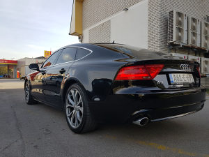 Audi A7 3.0 TDI Quattro, mod.2012....POVOLJNO