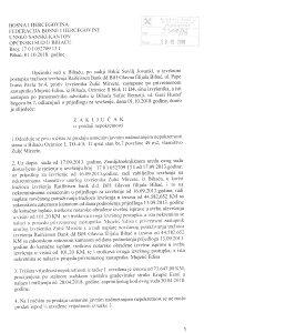 Prodaja dvosobnog stana u Bihacu - Ozimice I