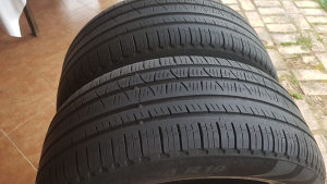 GUME 255 50 19 M+S (2) Pirelli Scorpion Verde