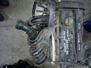 Motor Ford fiesta 1.25 benzin 55 kw 02-08g
