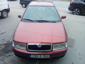Skoda Octavia, Škoda Oktavija Full oprema