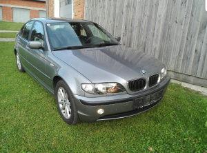 SVI DIJELOVI BMW E46 318d 320d FACELIFT