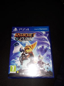 RATCHENT AND CLANK PS4