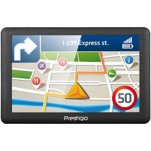 Navigacija PRESTIGIO Geovision 5066 Kamionski mod