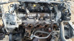 fiat punto 1.3 mjt motor dizne pumpa