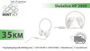 Slušalice HP H2800