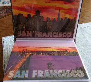 Razglednice Kalifornija - Razglednica California (Album