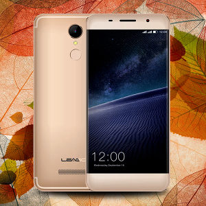 LEAGOO M5 PLUS GOLD
