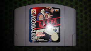 G.A.S.P!! Konami Nintendo 64