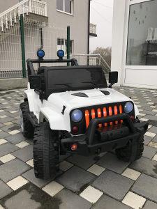 Dječiji autic auto na akumulator Jeep Dzip