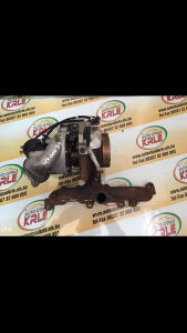 Turbina VW Polo 6R 1.6 TDI 03L971858A KRLE 401