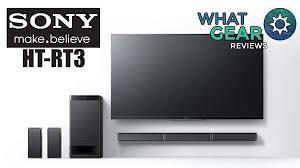Audio Sony Soundbar 600W HTRT3