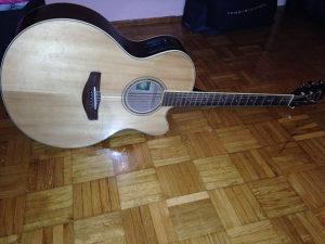 Gitara Yamaha CPX500II