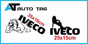 Stikeri i auto naljepnice/naljepnica za kamion IVECO !