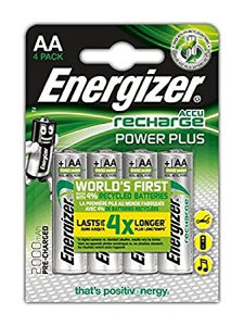Energizer baterije 4 kom. AA