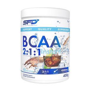 BCAA SFD 400g, suplementi, aminokiseline