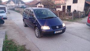 Volkswagen Sharan 1.9 tdi 66 kw može zamjena