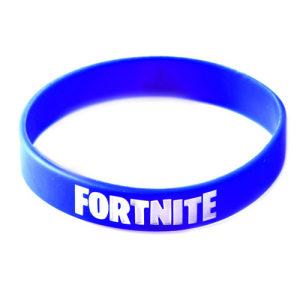 Narukvica gumena Fortnite plava