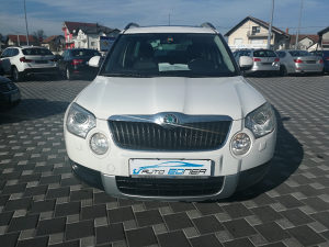 Škoda Yeti 4x4 2,0tdi 2012god navi,panoram,xenon
