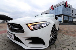 Mercedes CLS 450 4Matic 9G-Tronic NIGHT-PAKET AMG Line