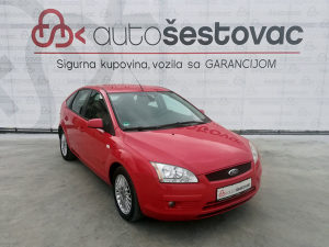 FORD FOCUS 2.0 TDCi 2007g.