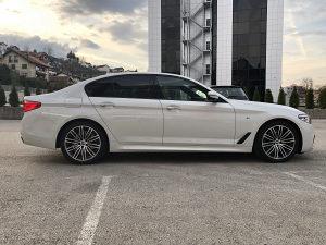 BMW 520d Xdrive M sportpaket