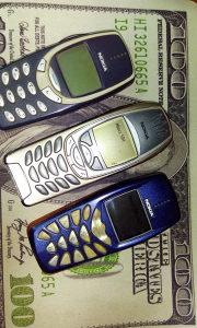 Nokia 3310,3510i, 6310i