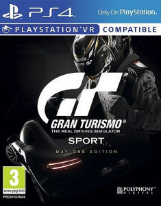 PS4 - Playstation 4 | GT Sport STEELBOOK - INFOCOM