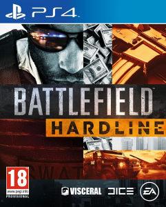 PS4 - Playstation 4    Battlefield Hardline - INFOCOM