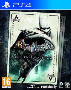 PS4 - Playstation 4   Batman Return to Arkham - INFOCOM