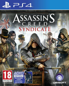 PS4 - Playstation 4 | Assassin's Creed Syndicate